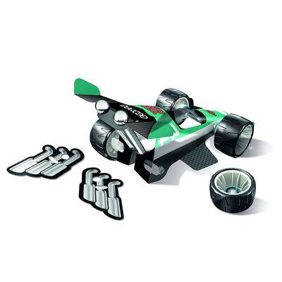 Geomag Wheels: Team Nitro Magnetic Construction Set image number 2