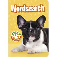 Wordsearch Puppy: Purrfect Puzzles
