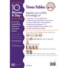 10 Minutes A Day: Times Tables image number 3