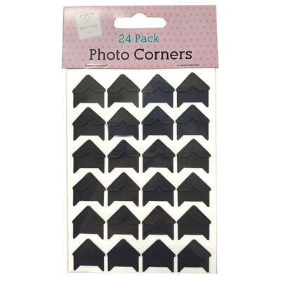 Assorted Photo Corners: Pack of 24 image number 2