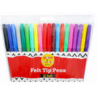 Felt Tip Markers - Pack Of 20 image number 1