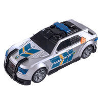 Teamsterz Light and Sound Police Interceptor