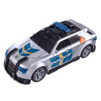 Teamsterz Light and Sound Police Interceptor image number 2