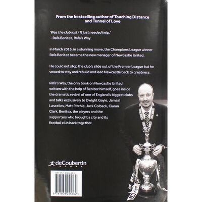 Rafas Way - The Resurrection of Newcastle United image number 3