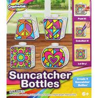 Create Your Own Suncatcher Bottles