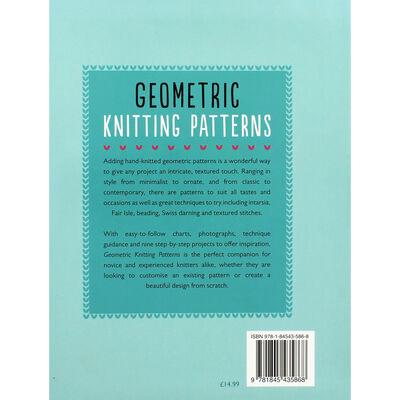 Geometric Knitting Patterns image number 3