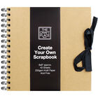 Create Your Own Kraft Scrapbook - 8 x 8 Inches image number 1