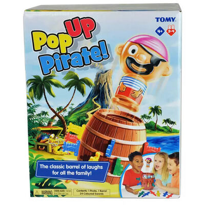 Pop Up Pirate Game image number 1