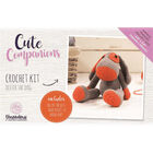 Dexter The Dog - Cute Companions Crochet Kit image number 2