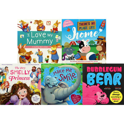 Snooze-Time Stories: 10 Kids Picture Books Bundle image number 3