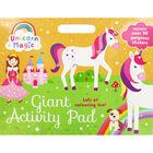Unicorn Magic Giant Activity Pad image number 1