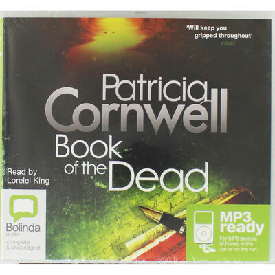 Book of the Dead: MP3 CD image number 1