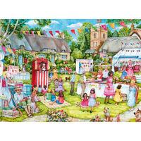 Summer Fete 500 Piece Jigsaw Puzzle
