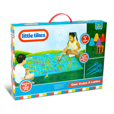 Giant Snakes & Ladders Game image number 1