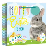 Easter Bunny Medium Gift Bag Bundle of 10