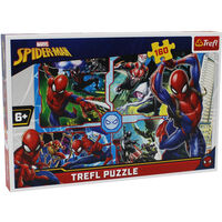 Spiderman 160 Piece Jigsaw Puzzle