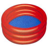 Inflatable Three Ring Paddling Pool