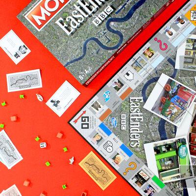 Eastenders Monopoly Board Game image number 4
