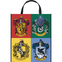 Harry Potter Plastic Party Tote Bag