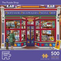 The Puzzle Shop 500 Piece Jigsaw Puzzle