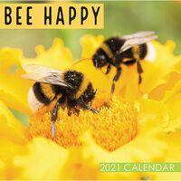 2021 Calendar: Bee Happy