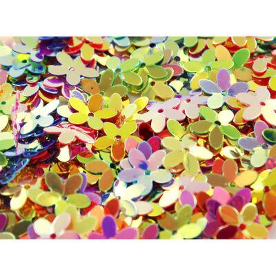 Stunning Flower Sequins - 2 Pack image number 2