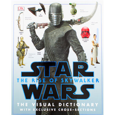 Star Wars The Rise of Skywalker: The Visual Dictionary image number 1