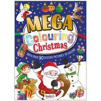 Mega Colouring: Christmas