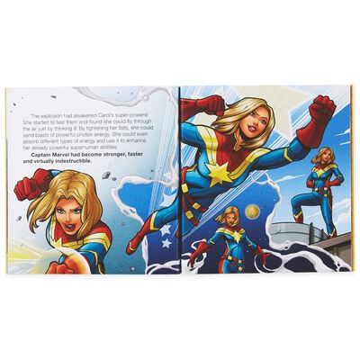 Marvel Avengers: Adventure Library image number 4