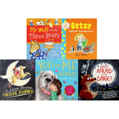 Sweet Dreams - 10 Kids Picture Books Bundle image number 2