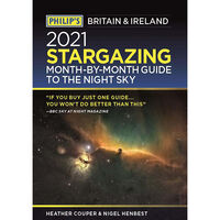 Philip's 2021 Stargazing Month-by-Month Guide
