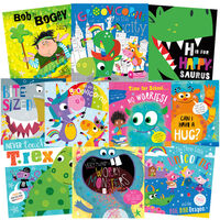 Magical Monster: 10 Kids Picture Books Bundle