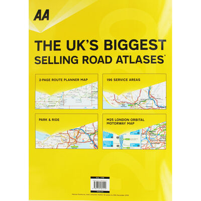 AA: Great Britain and Ireland Atlas 2020 image number 3