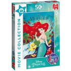 Little Mermaid 50 Piece Jigsaw Puzzle image number 1