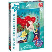 Little Mermaid 50 Piece Jigsaw Puzzle