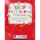Stop Here Santa Sticker Book image number 2