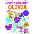 Happy Birthday Olivia image number 1