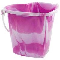 Marble Heart Bucket - Assorted