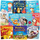 It's Time To Read: 10 Kids Picture Books Bundle image number 1