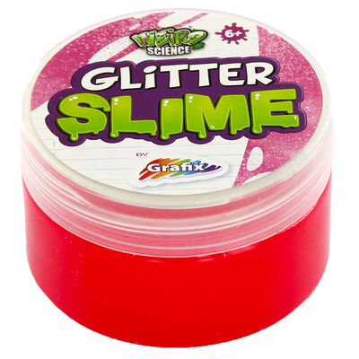 Neon Glitter Slime - Assorted image number 2