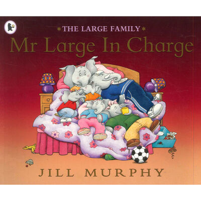 The Large Family: Mr Large In Charge image number 1