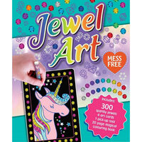 Jewel Art: Crafting Fun