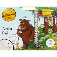 The Gruffalo Artist Pad