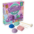 World of Crystals 4-in-1 Excavation Kit image number 2