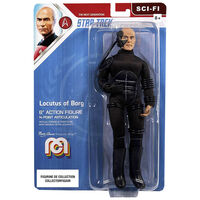 Mego Star Trek The Next Generation - Locutus of Borg Action Figure