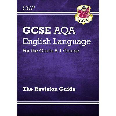 CGP GCSE English Language Grade 9-1: Revision Guide image number 1