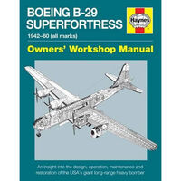 Haynes Boeing B-29 Superfortress Manual