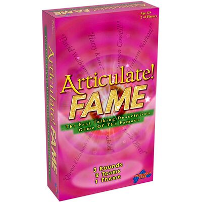 Articulate! Fame Game image number 1