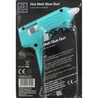 Blue Mini Hot Melt Glue Gun image number 2