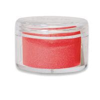Sizzix Opaque Embossing Powder - Hibiscus